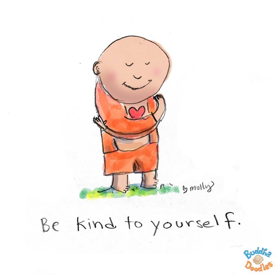 Das größte Geschenk: Selbst-Mitgefühl
