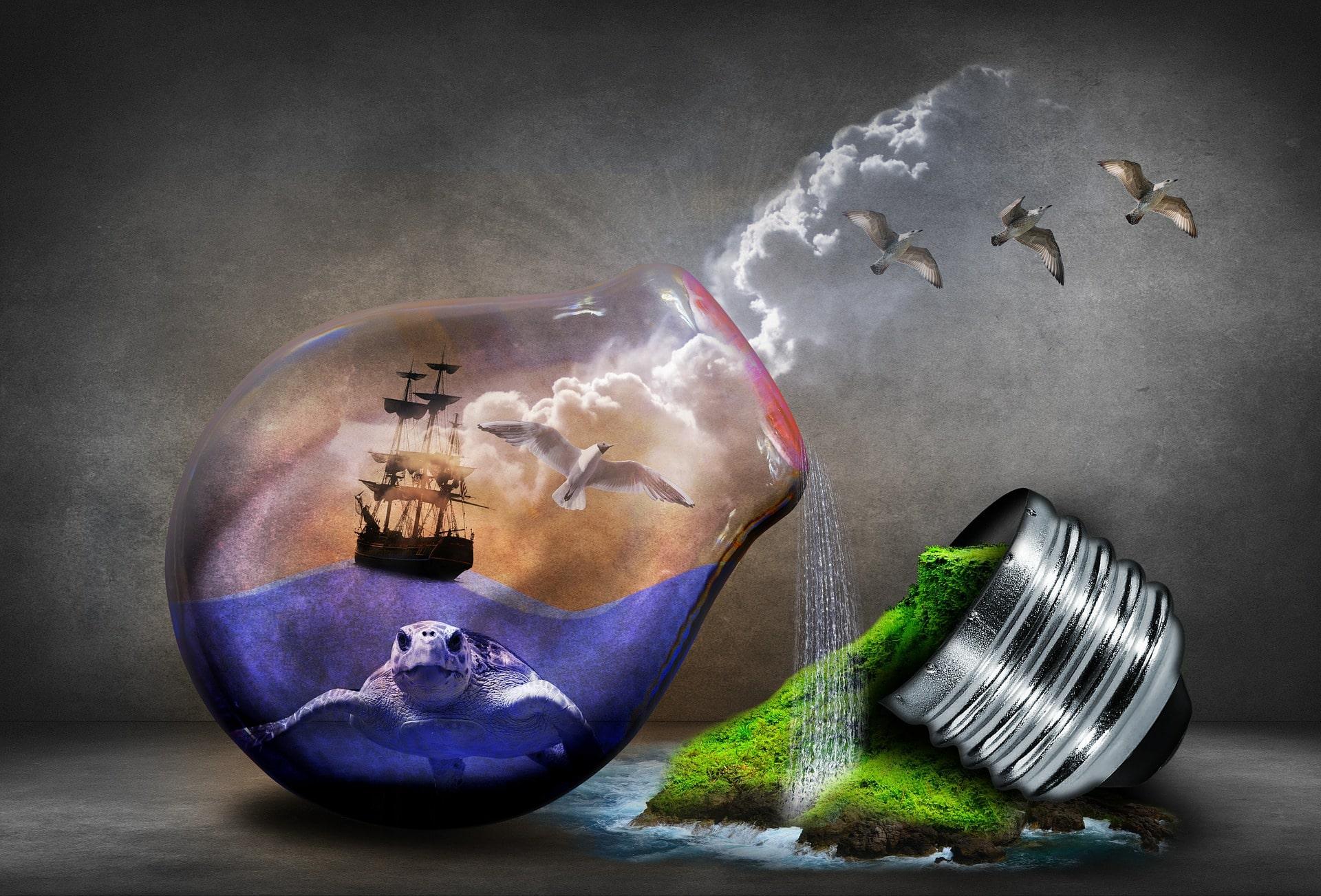 Trauma und Ökologie