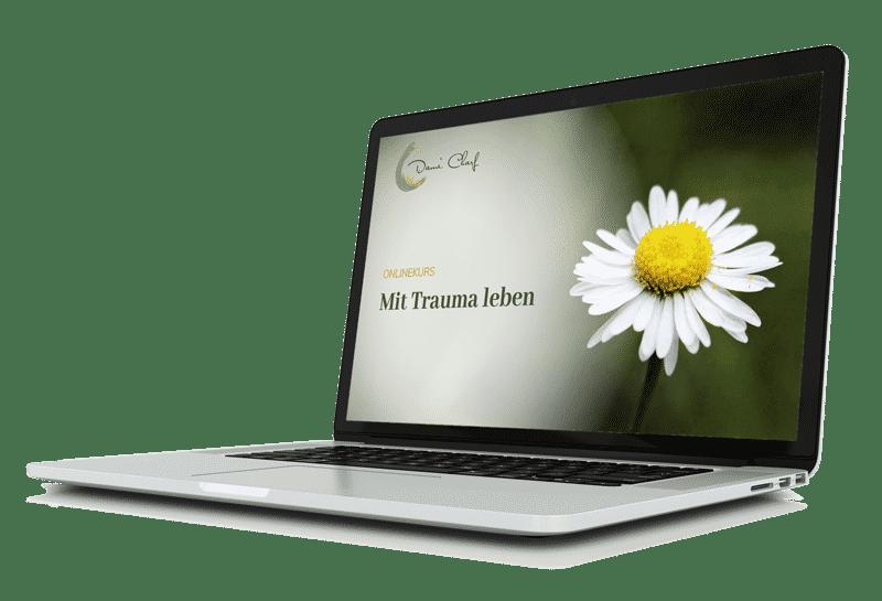 """Gratis! Der Schnupperkurs zum Onlinekurs """"Mit Trauma leben"""" startet wieder am 04. Oktober."""