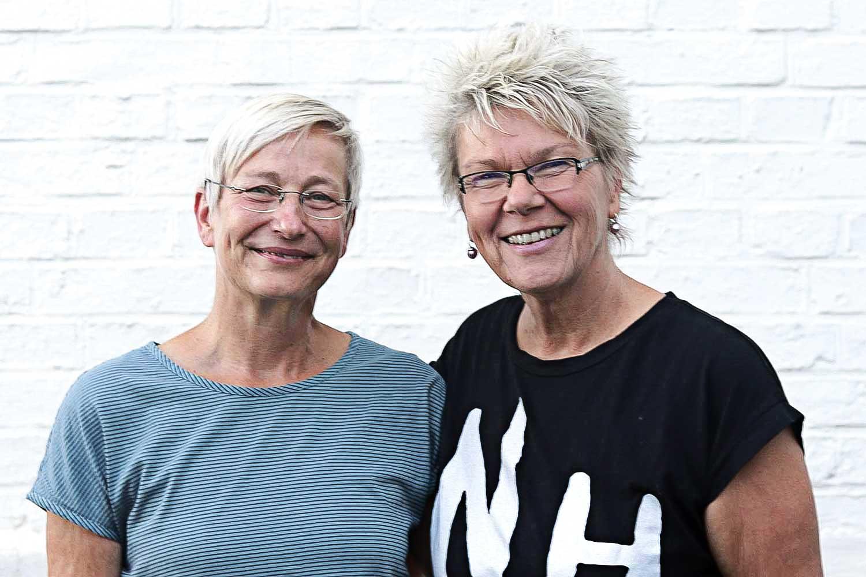 Susanne und Beate
